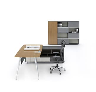Varna Modern Executive Desk M