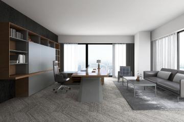 Elegant Executive Office Plann