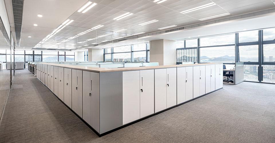 圣奥为恒大集团创意定制的办公空间